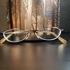 Tommy Hilfiger Oval Eyeglass Frames